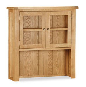 Manor Oak Small Hutch