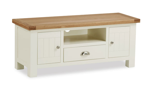 Somerset TV Unit With Drawer (1200mm)