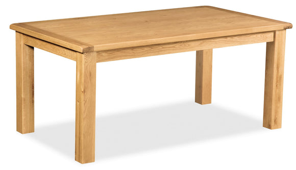 Manor Oak Dining Table 1800