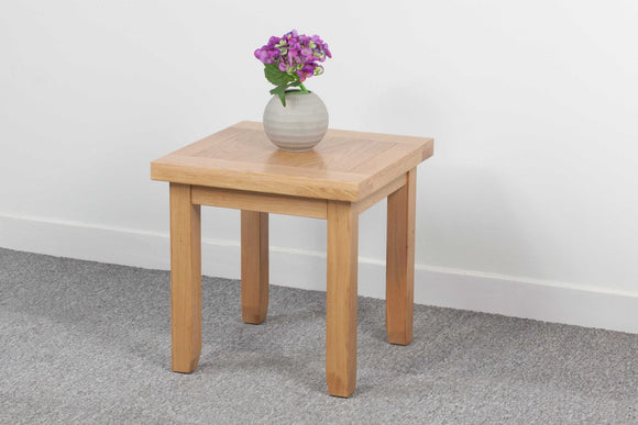 Devonshire Oak  Lamp Table