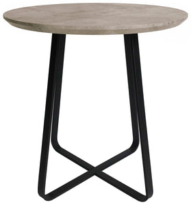 Tetro Round Wine Table
