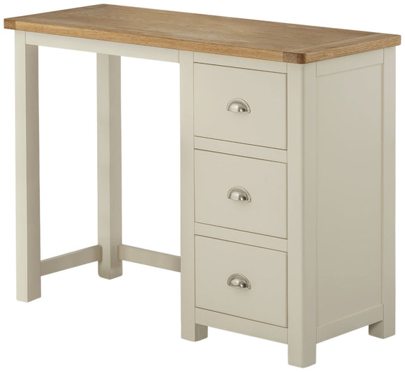 Oregon Oak Dressing Table - Cream