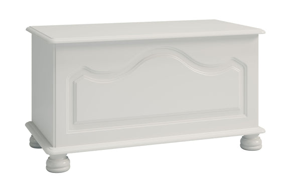 Richmond Bedroom Blanket Box - White