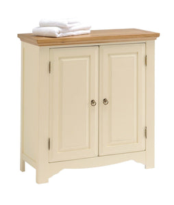 Malvern Painted Bedroom Linen Cupboard
