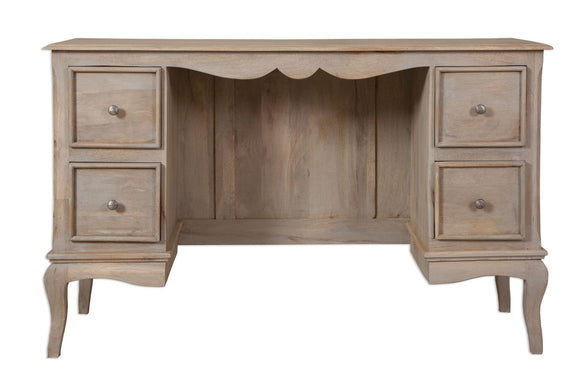 Bordeaux Grey Shabby Chic  Dressing Table