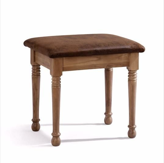 Regency Oak  Dressing Table Stool