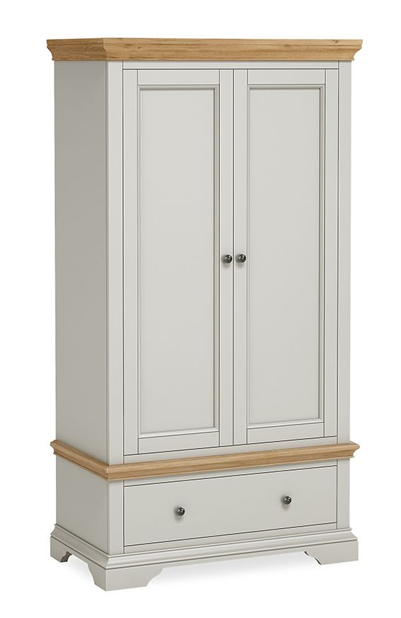 Cheshire Painted Gents Wardrobe