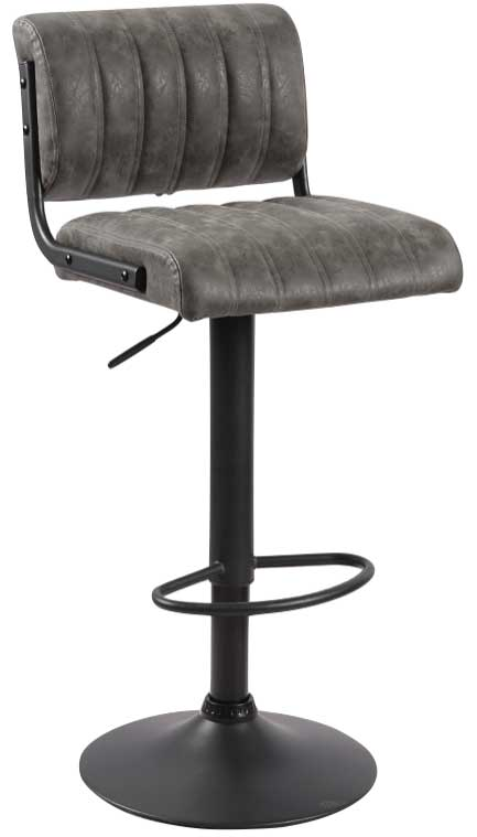 Horizon Bar Stools: Paris Grey