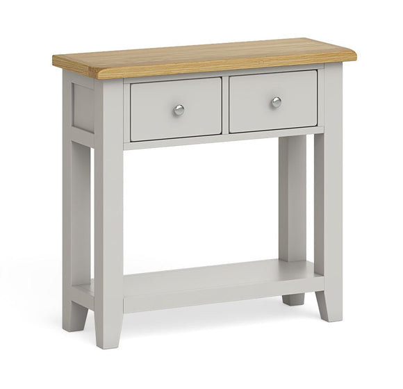Guilford Oak Console Table