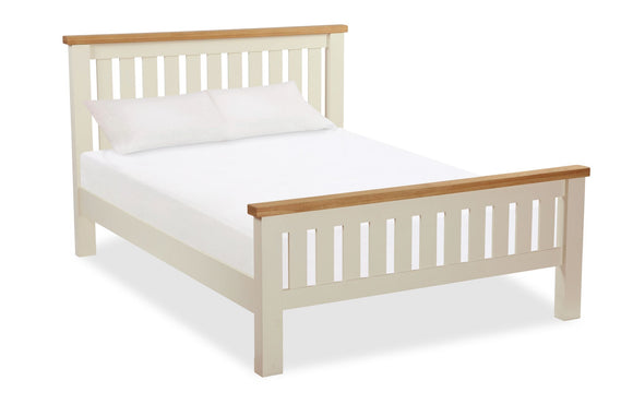 Somerset Slatted Bed 6′