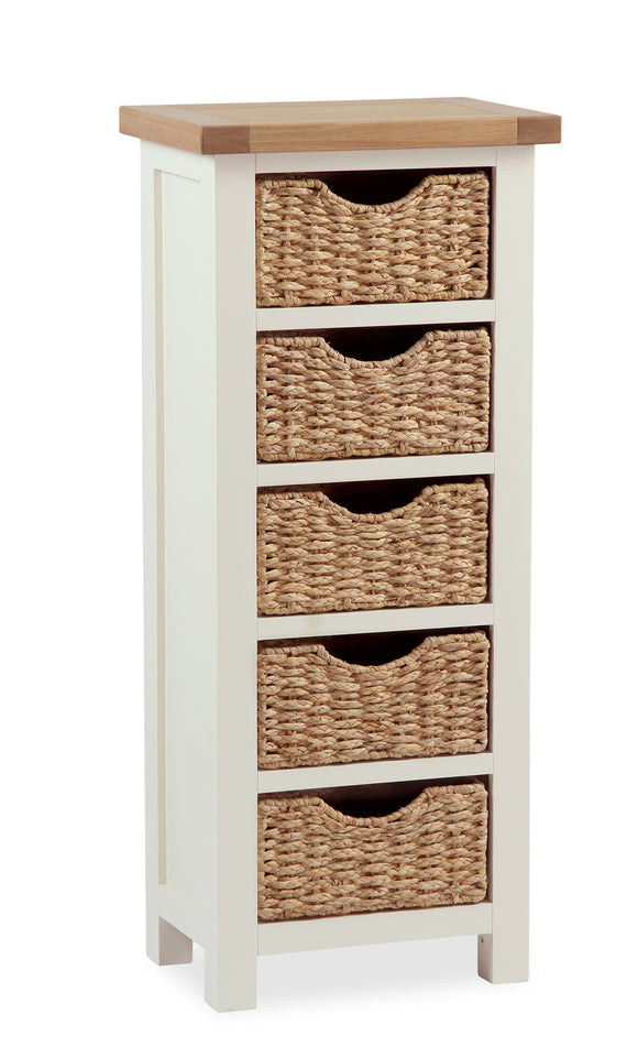 Somerset Tallboy with Baskets