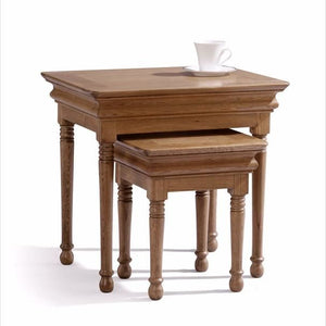 Regency Oak  Nest of Tables