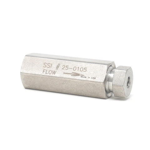 CPI Inline Filter, 0.5 Micron (1/16 Inch)