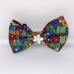 Happy Cat Pet Bow Tie