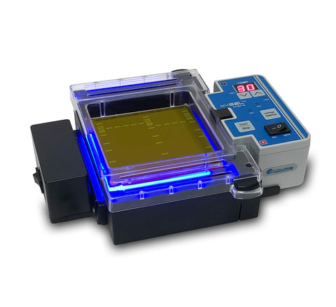 Accuris Instaview gel electrophoresis system