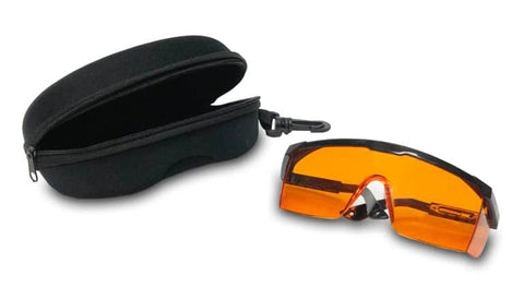 SmartView blue light and UV blocking viewing glasses