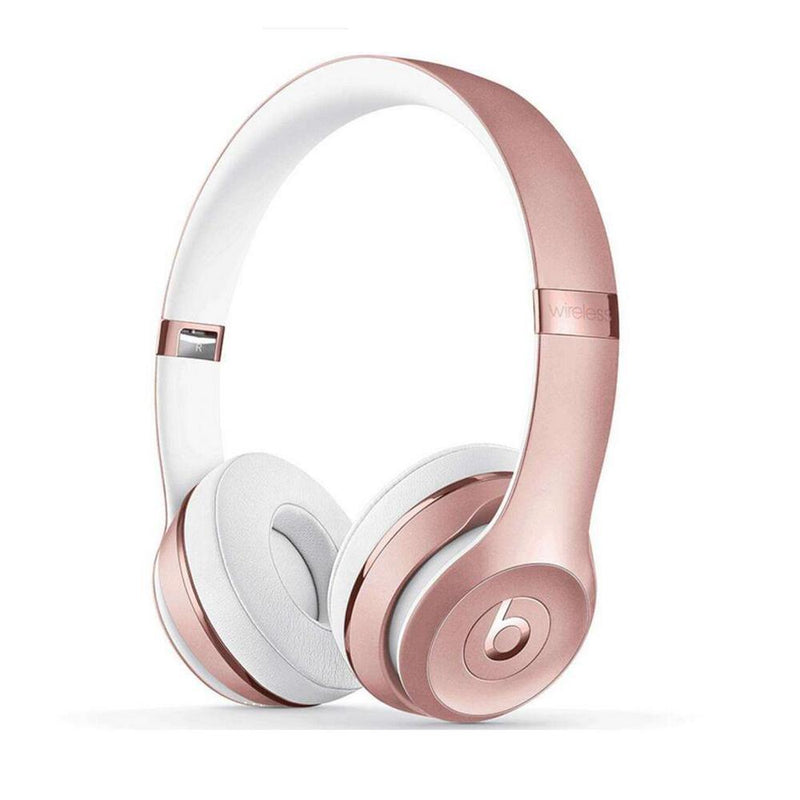 Beats Solo3 Wireless On-Ear Headphones - Apple W1 Headphone Chip, Class 1 Bluetooth, 40 Hours Of Listening Time