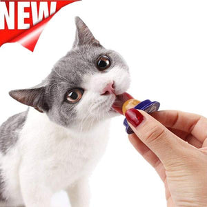 "💥 50% OFF ONLY TODAY💥-NEW | Cat Healthy Treat ""Kitty Chups"""