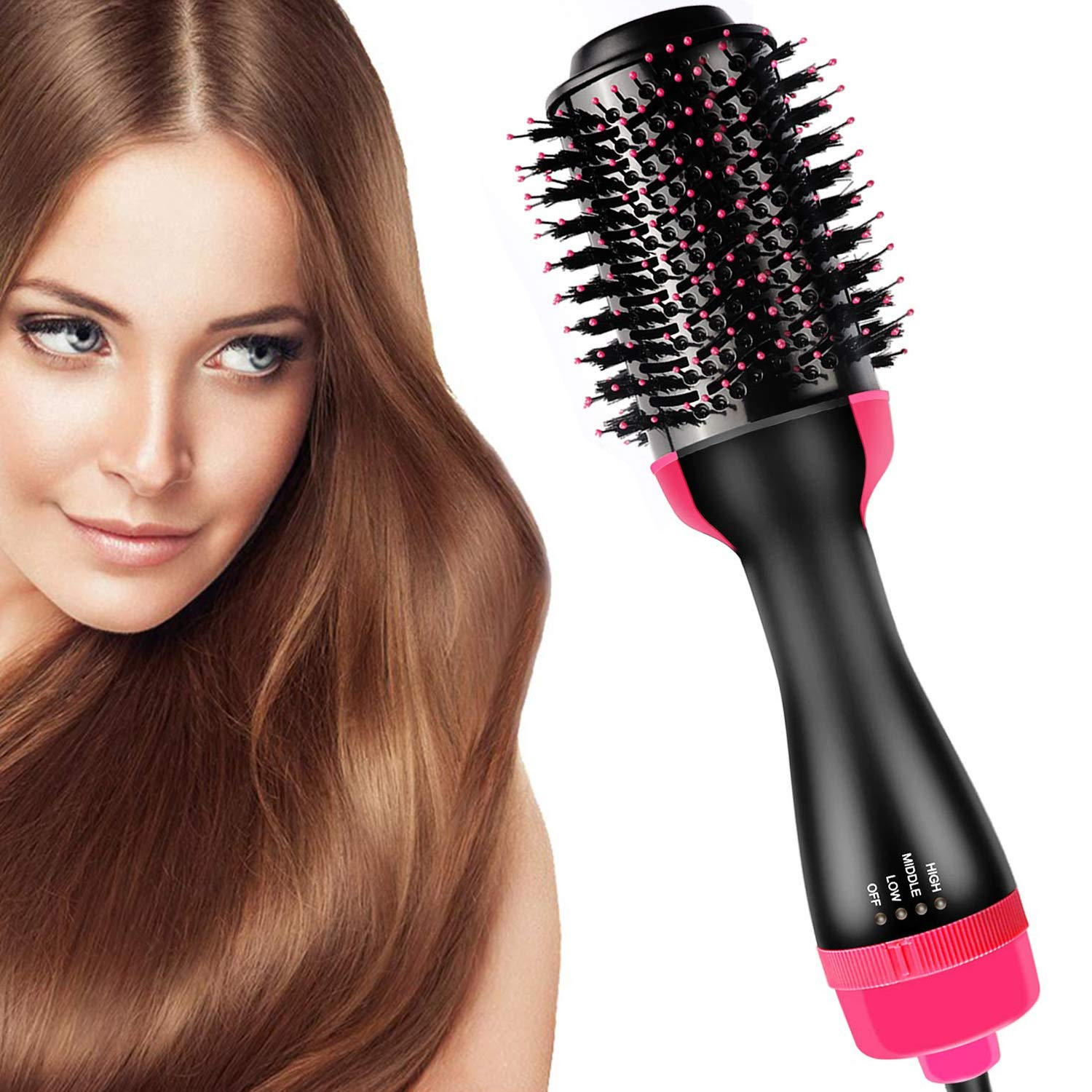 3 in 1 Brush Blow Dryer