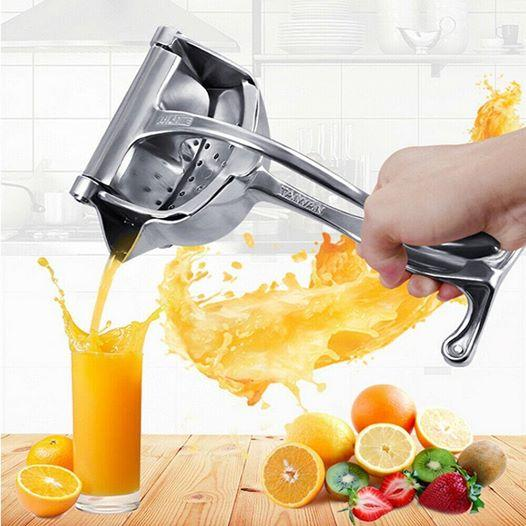 💥(Hot Sale)💥-New and Improved Stainless Steel Fruit Juicer