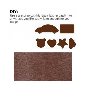 50% OFF Leather Repair Patch (Buy 6 Free Shipping)