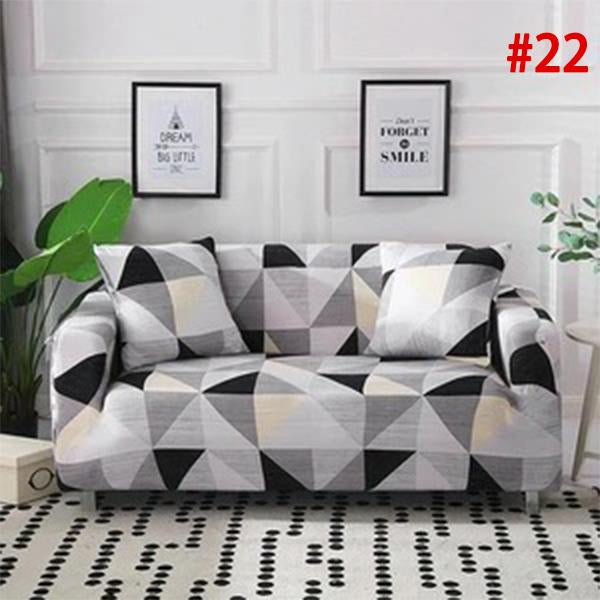 (BUY 2 FREE SHIPPING)--Decorative Stretch Sofa Cover