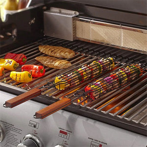 KEBAB GRILLING BASKETS ( Buy More Save More )