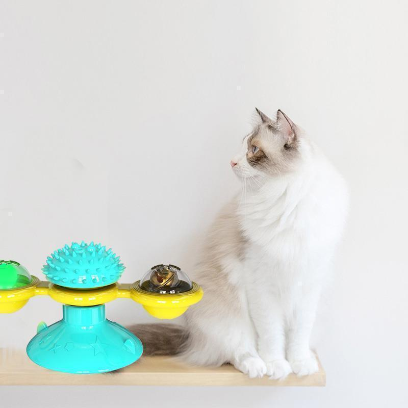 WINDMIL CAT TOY - BUY 2 FREE SHIPPING!