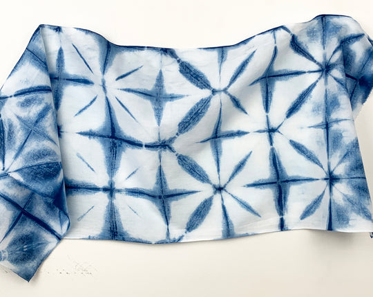 How To Make Itajime Shibori