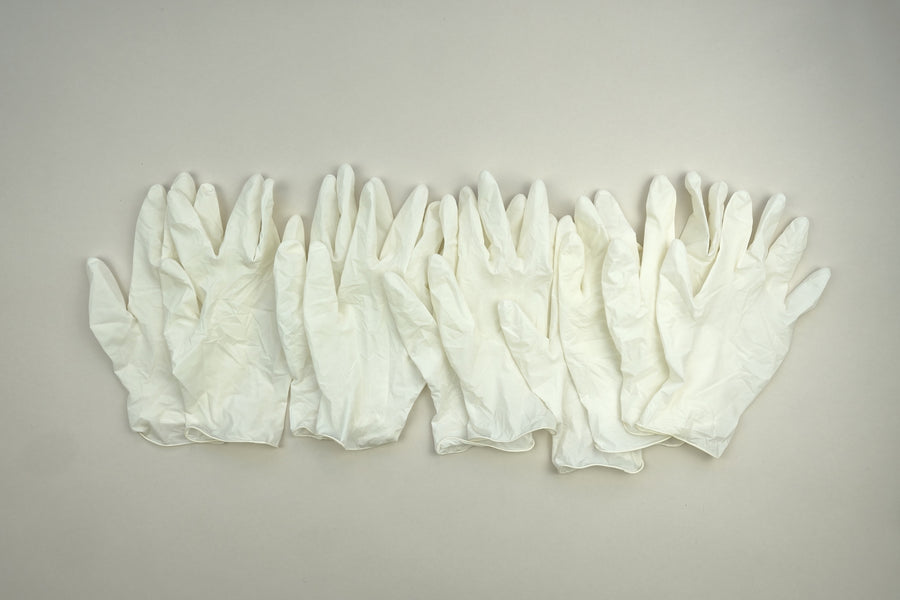 Latex Gloves (5 pairs)