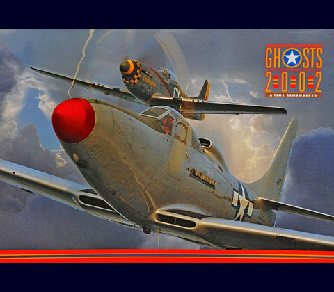 2002 WORLD WAR TWO CALENDAR