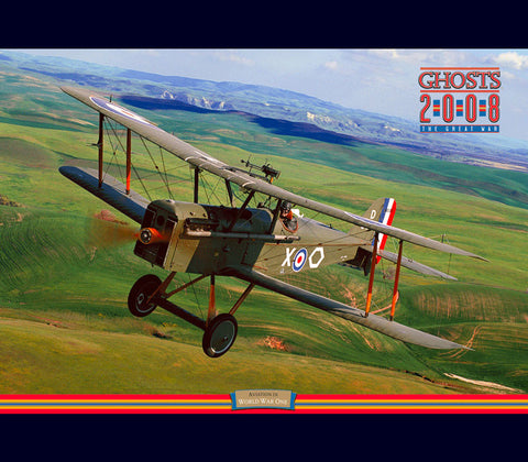 2008 WORLD WAR ONE CALENDAR