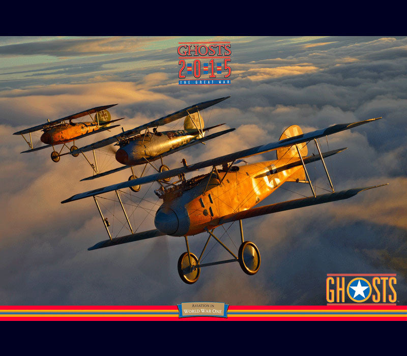 2015 WORLD WAR ONE CALENDAR