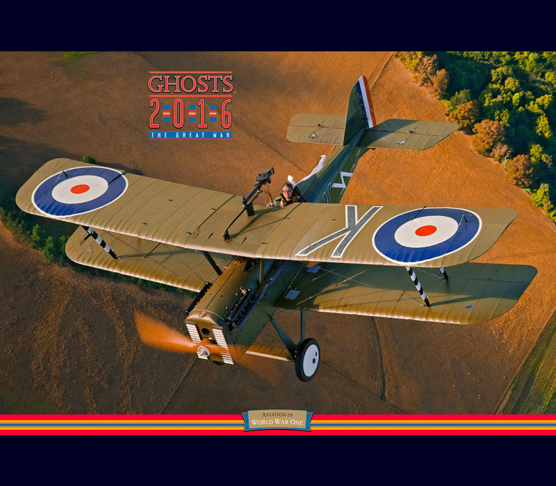 2016 WORLD WAR ONE CALENDAR