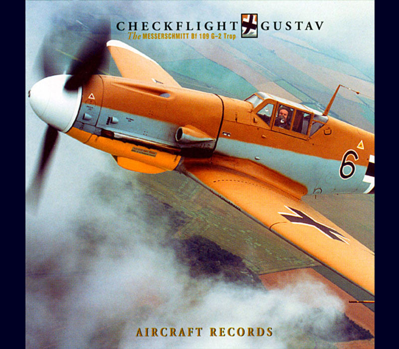 CHECKFLIGHT GUSTAV AUDIO CD