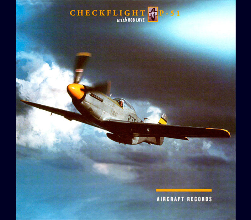 CHECKFLIGHT P-51 AUDIO CD