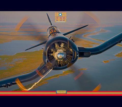 2012 WORLD WAR TWO CALENDAR