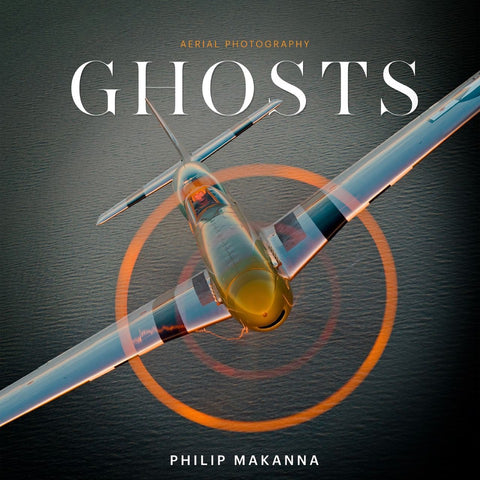 GHOSTS - Aerial Photography (Autographed) </br>** AVAILABLE NOW **