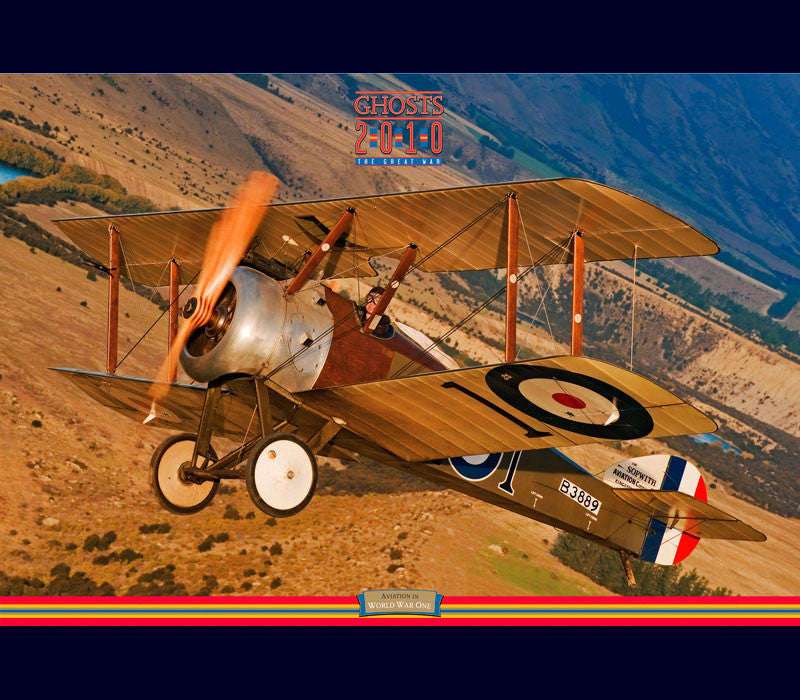 2010 WORLD WAR ONE CALENDAR