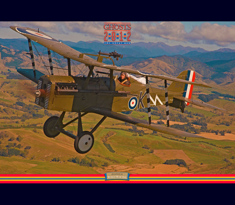 2012 WORLD WAR ONE CALENDAR
