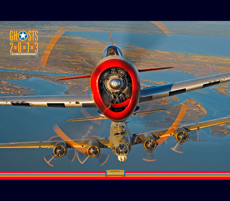 2013 WORLD WAR TWO CALENDAR