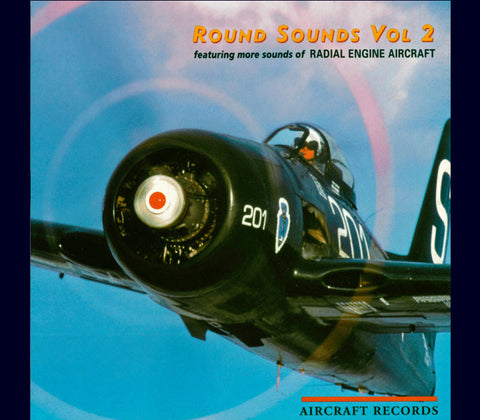 ROUND SOUNDS VOLUME 2 AUDIO CD