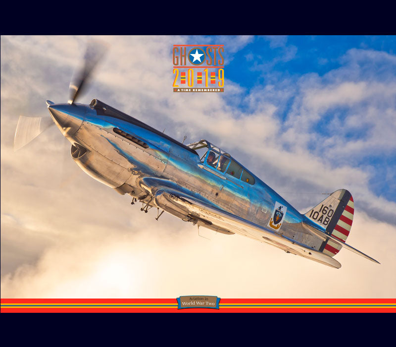 2019 WORLD WAR TWO CALENDAR