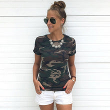 Load image into Gallery viewer, Tumblr Camouflage Prints Tops - Lifestyle Products & Family Shop