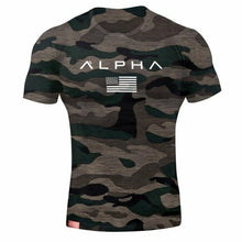 Load image into Gallery viewer, Mens Military Army T Shirt - Lifestyle Products & Family Shop