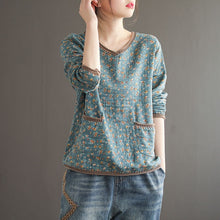 Load image into Gallery viewer, Vintage Long sleeve Top - sociallion