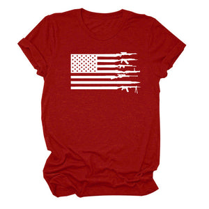 American Flag Shirt Women 2020 Fashion - Lifestyle Products & Family Shop
