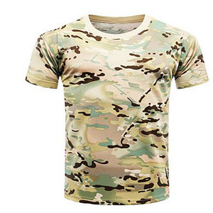 Usable Excellent Camouflage T-shirt - Lifestyle Products & Family Shop