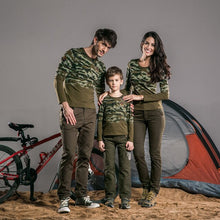 Load image into Gallery viewer, Casual Camouflage T-shirts - Lifestyle Products & Family Shop