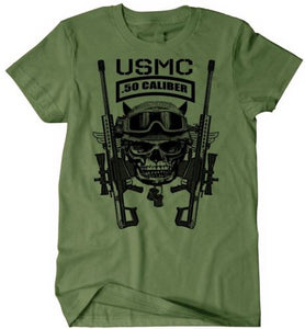 US Marines Infantry Assaultman T shirt - Lifestyle Products & Family Shop